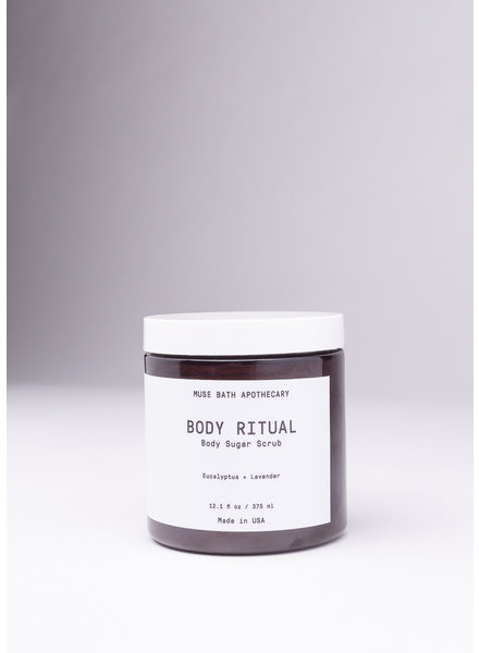 Body Ritual Sugar Scrub