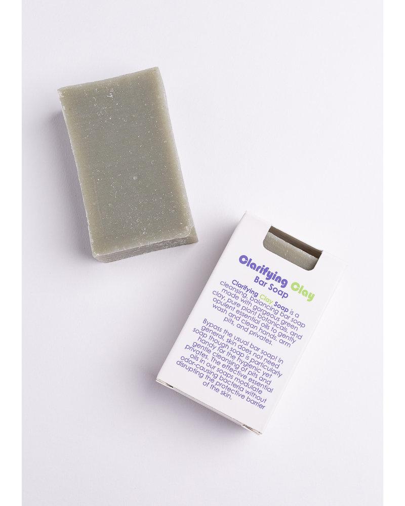 Living Libations Clarifying Clay | Bar Soap