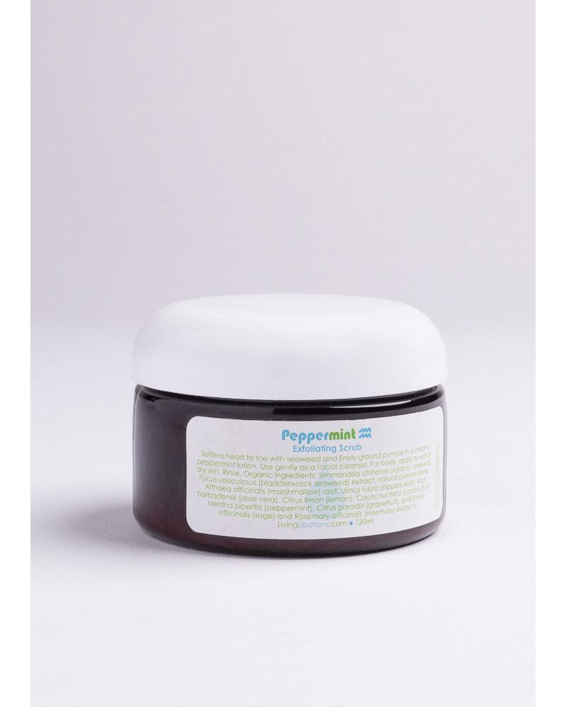 Peppermint Exfoliating Scrub |  120ml
