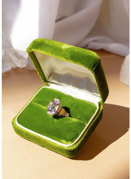 Eskell Fine Jewelry | Eden Ametrine Ring- Sz.6