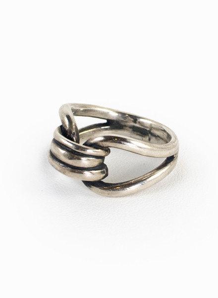 Break-a-Stone The Bond Ring | Silver
