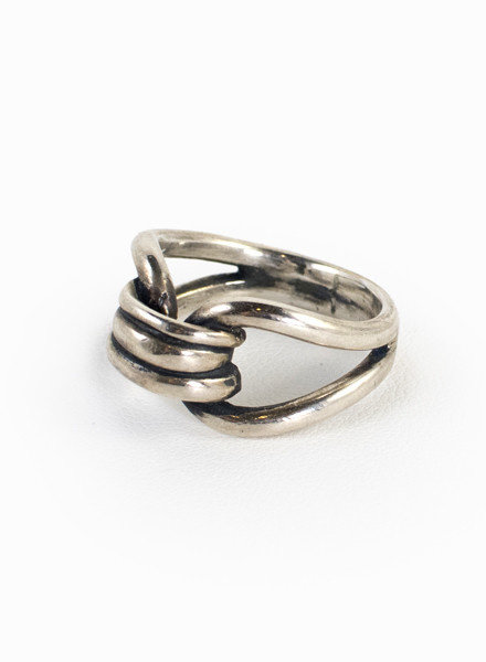 The Bond Ring | Silver
