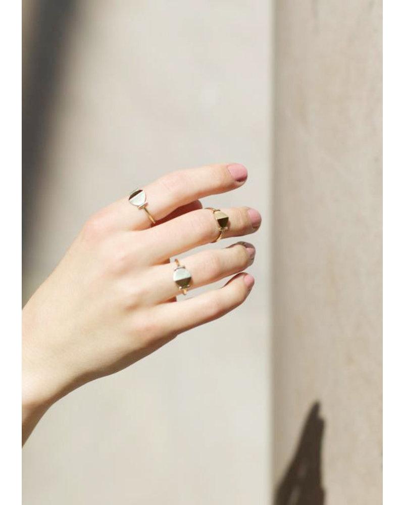 Lindsay Lewis | Hemisphere Ring