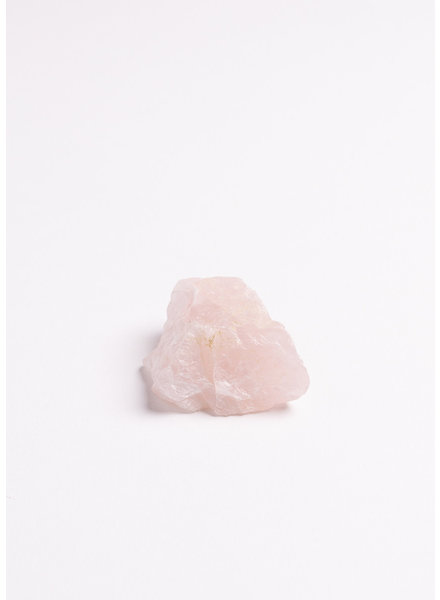 Rose Quartz Crystal | Small