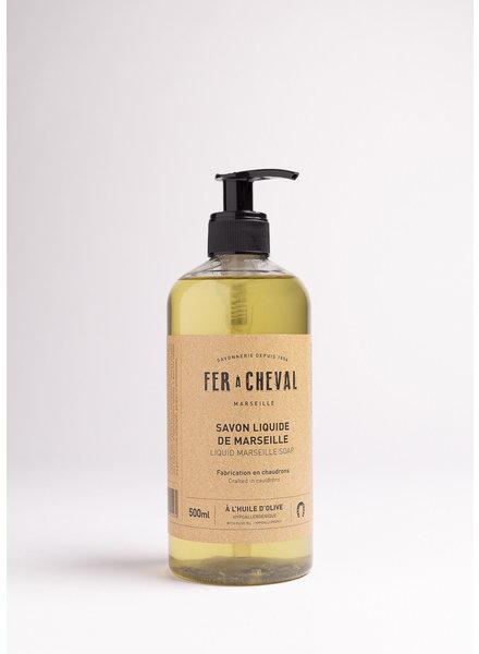 Fer a Cheval Geniune Marseille Liquid Soap