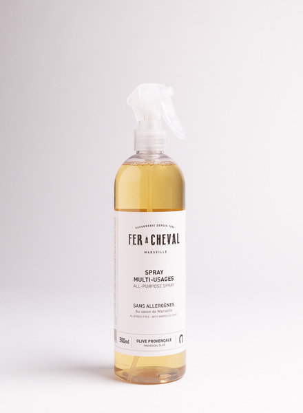 All Purpose Spray with Marseille Soap