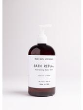 Muse Bath Bath Ritual Body Wash- Amber