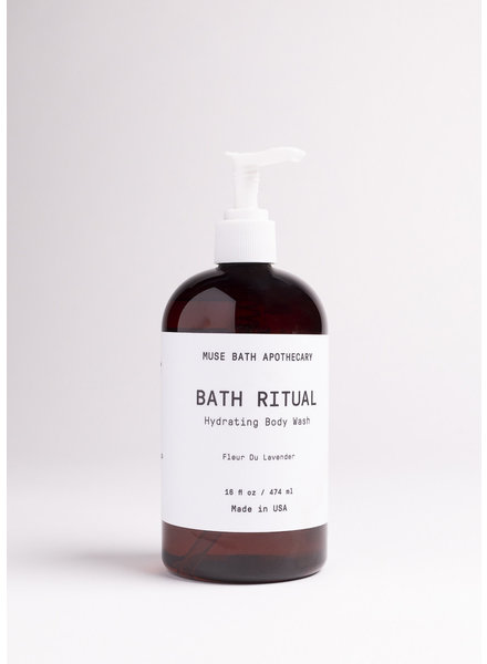 Muse Bath Bath Ritual Body Wash- Amber