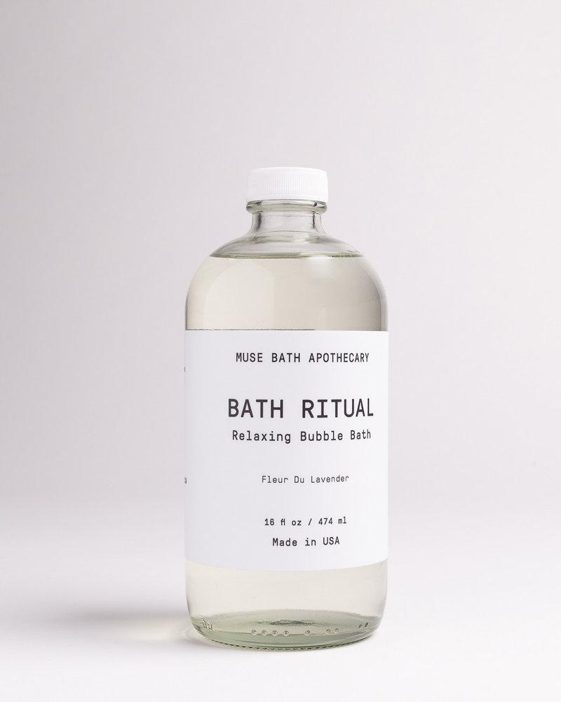 Bath Ritual Relaxing Lavender Bubble Bath