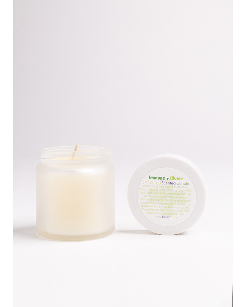 Living Libations Living Libations | Immune Illume Soy Candle