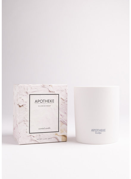 | Flower Shop Scented Candle
