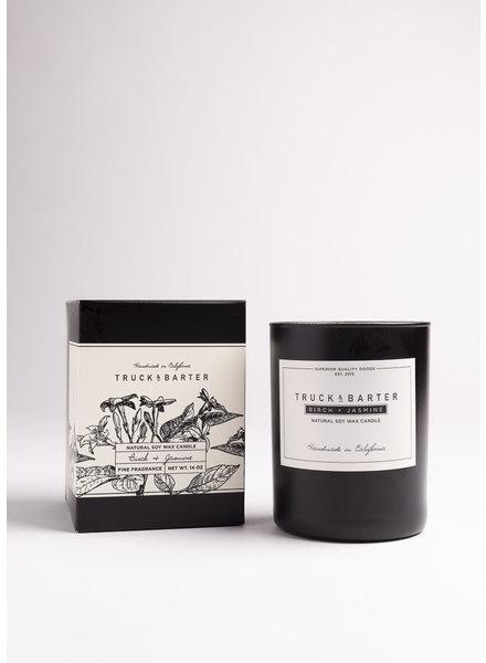 | Birch & Jasmine Soy Candle