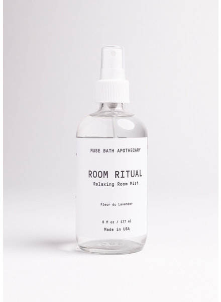 Muse Bath | Room Ritual | Relaxing Room Mist | Lavender