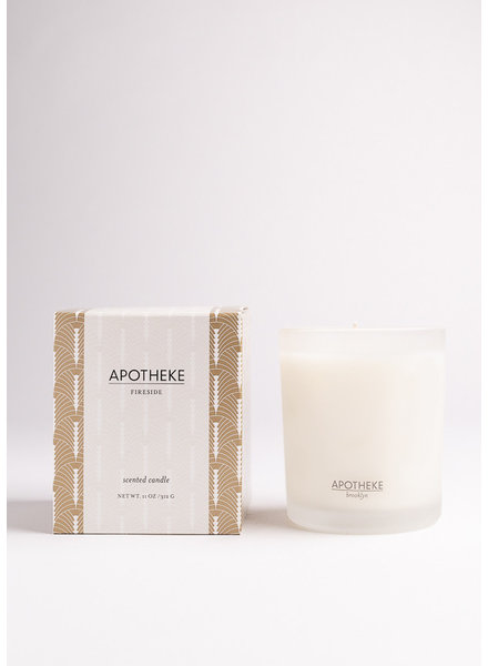 | Fireside Scented Candle