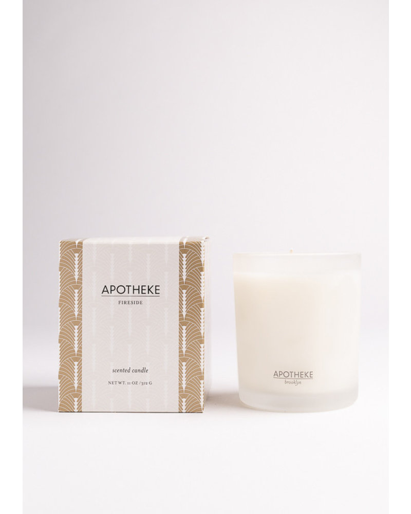 Apotheke Apotheke | Fireside Scented Candle