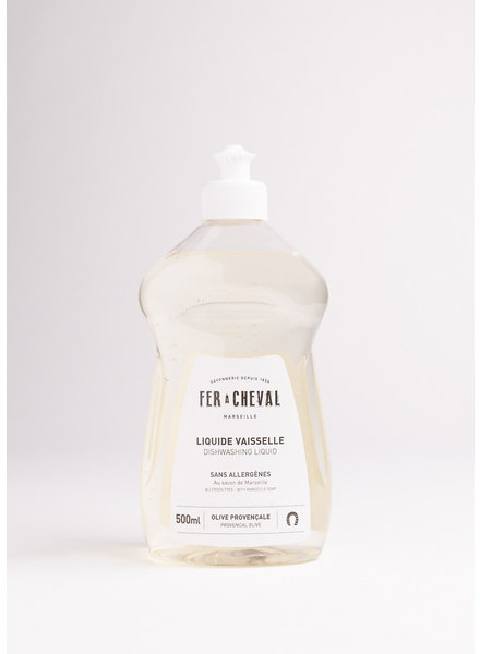 Fer a Cheval Dishwashing Liquid with Marseille Soap