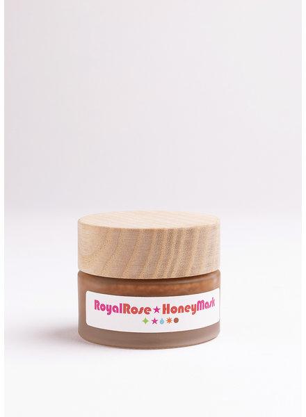 Living Libations   Royal Rose Honey Mask   30mL