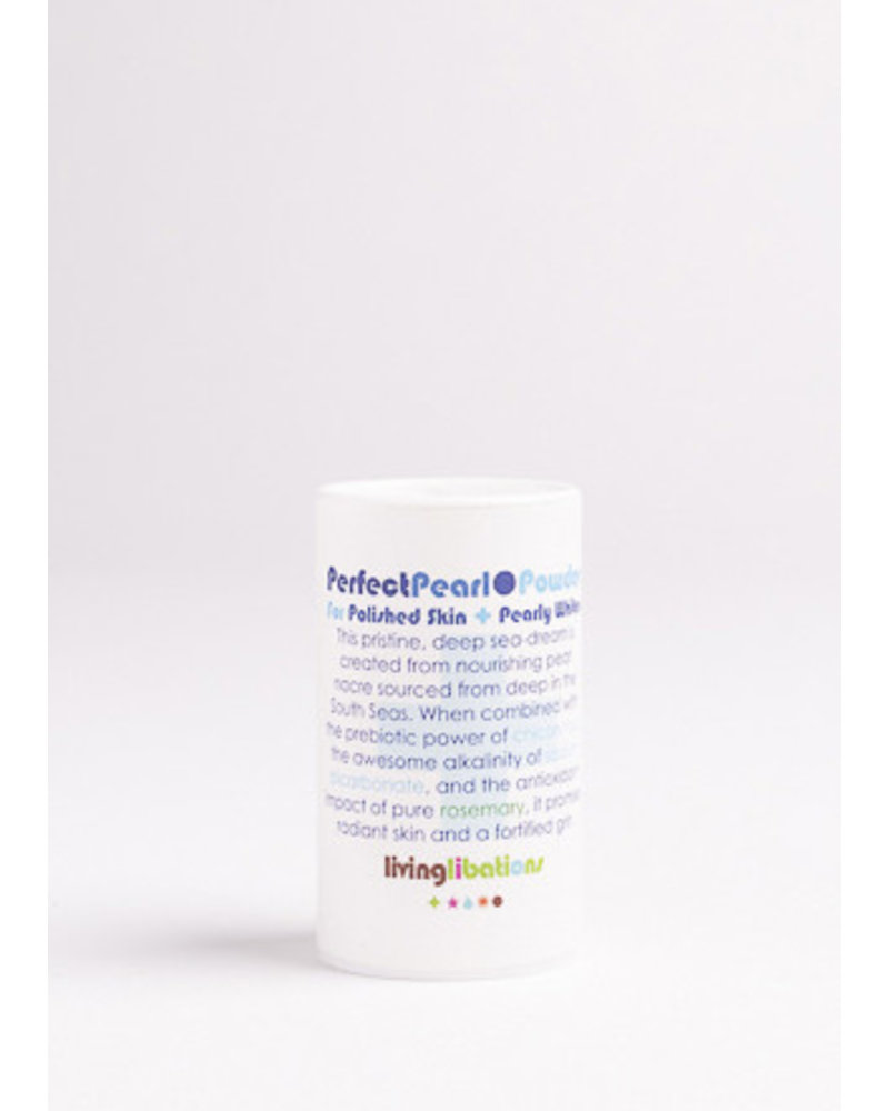 Living Libations Perfect Pearl Powder
