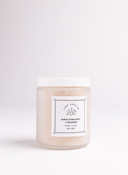 Pink Himalayan Salt & Coconut Body Scrub