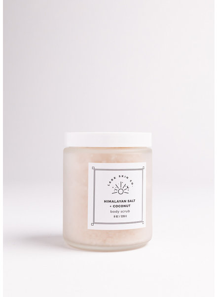 Pink Himalayan Salt & Coconut Body Scrub