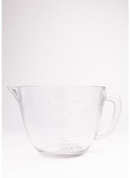 Quart Glass Batter Bowl