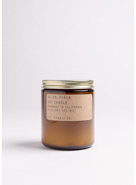 | Handmade Soy Candle | No. 29 Piñon