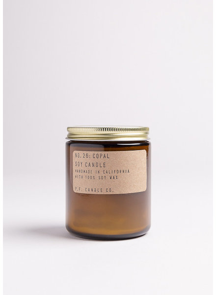 P.F. Candle Co. | Handmade Soy Candle | No. 26 Copal