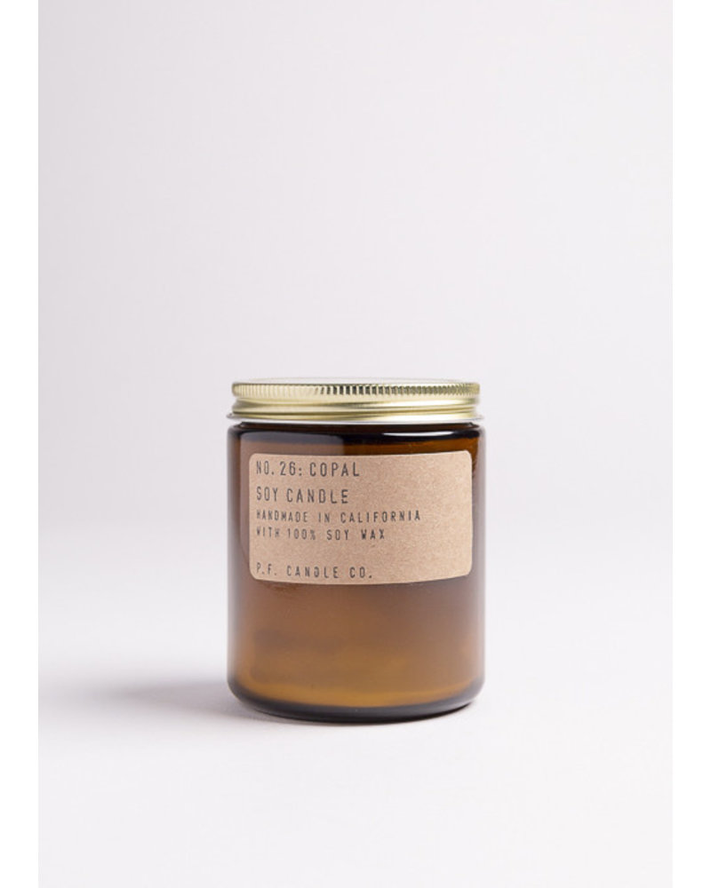 P.F. Candle Co. Handmade Soy Candle | No. 26 Copal