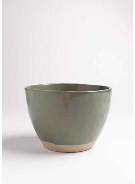 Dassie Artisan | Green Handmade Ceramic Bowl