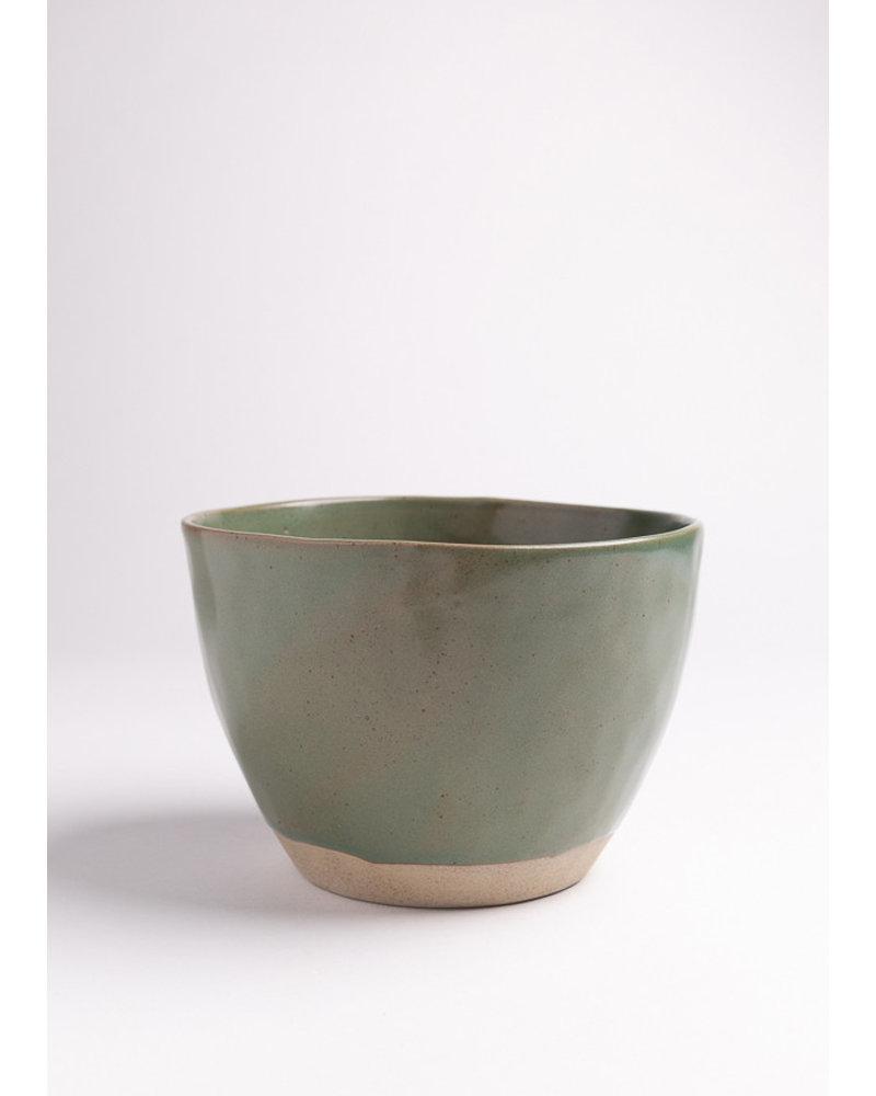 Dassie Artisan Green Handmade Ceramic Bowl