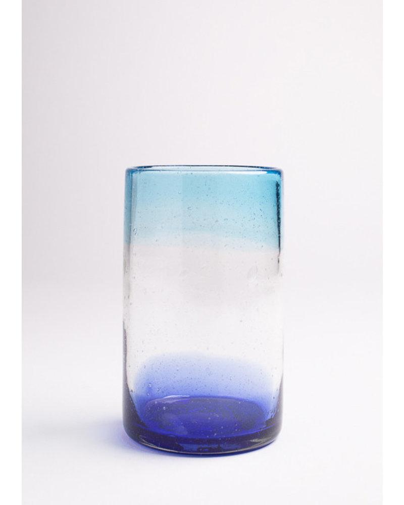 Sobremesa by Greenheart Ombre Glass Tumbler
