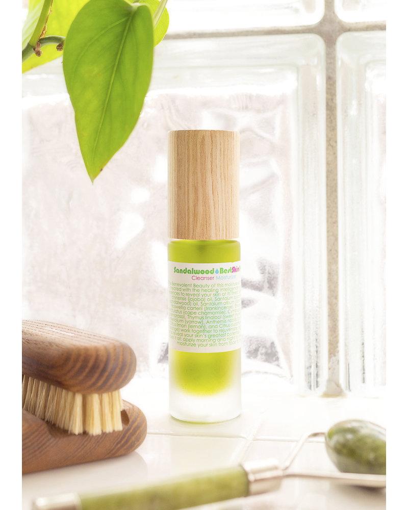 Living Libations Sandalwood | BSE Cleanser Moisturizer | 30ml
