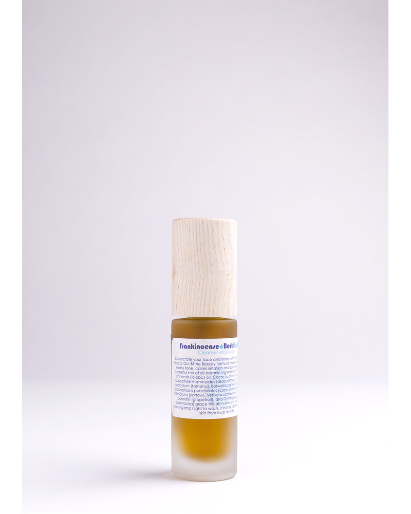 Living Libations Frankincense | BSE Cleanser Moisturizer | 30ml