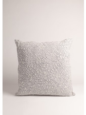 Wisteria Gray Pillow