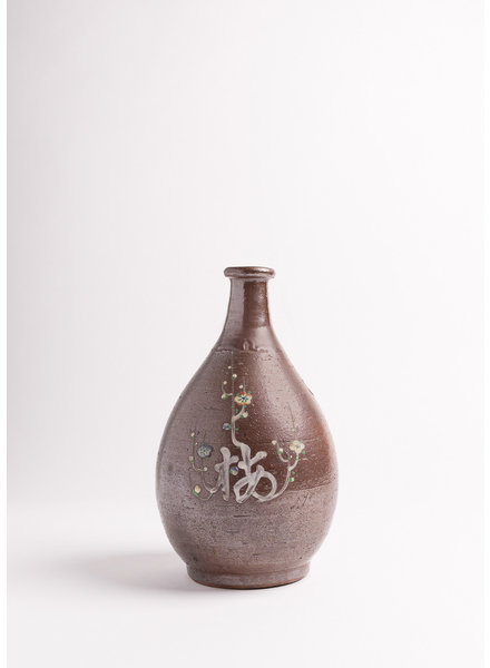 Antique Japanese Sake Jar