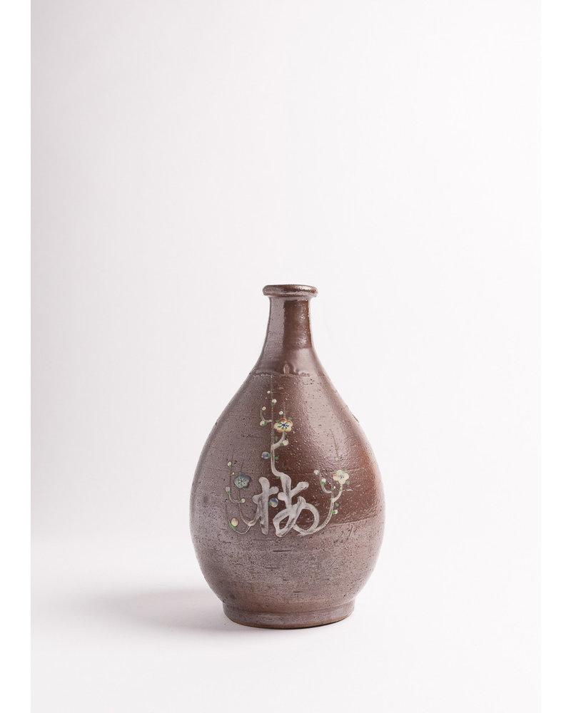 Vintage Japanese Sake Jar