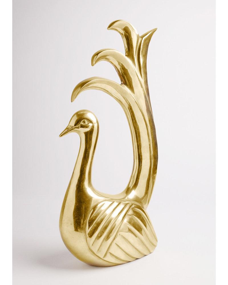 Vintage Gold Bird