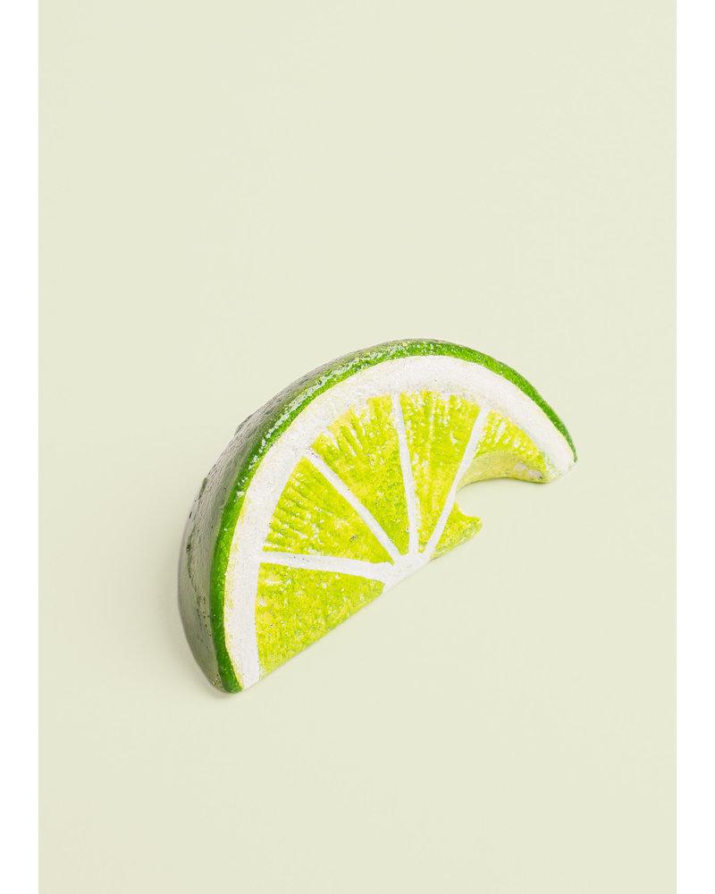 Lime Wedge Bottle Opener