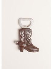 Cowboy Boot Bottle Opener