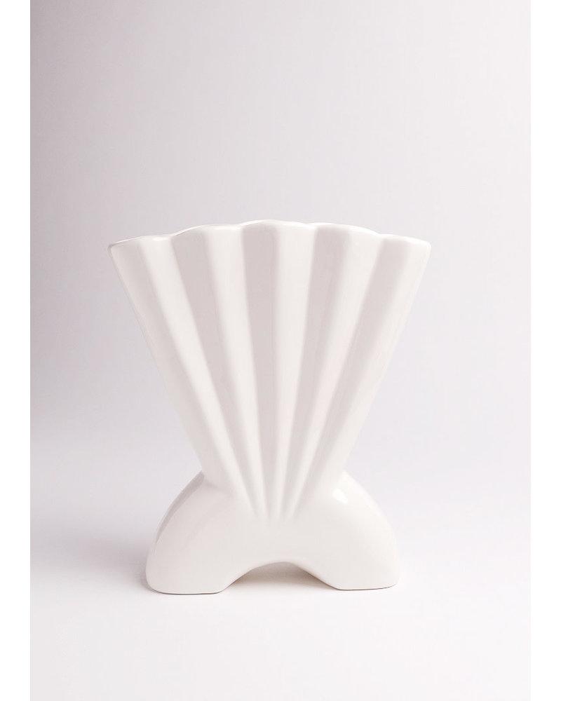 8 Oak Lane Mermaid Shell Vase