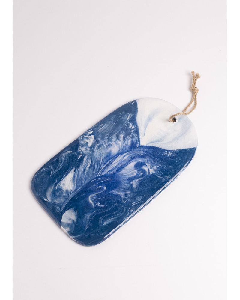 Ocean Marbled Cheese Board