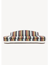 Yucca Valley Striped Couch