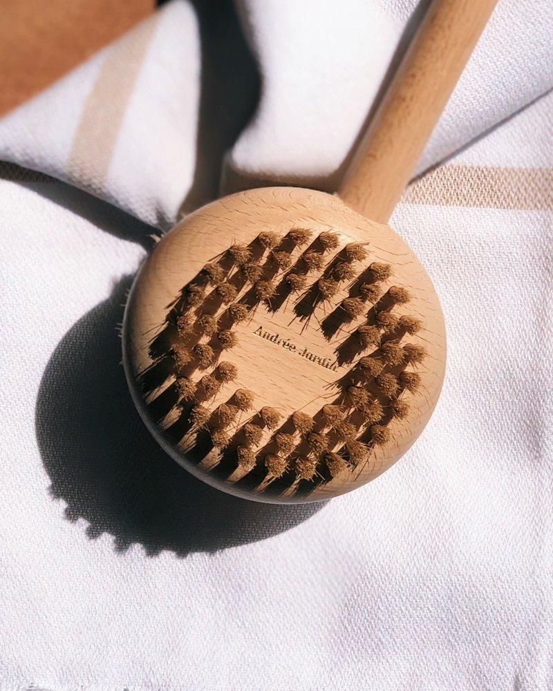 Beechwood Bath & Body Brush