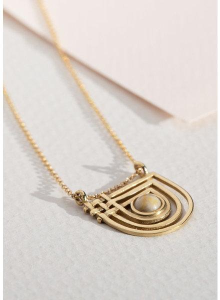 Golden Era Necklace