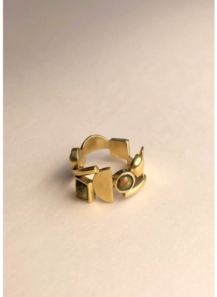 Shapes Ring - Size 6