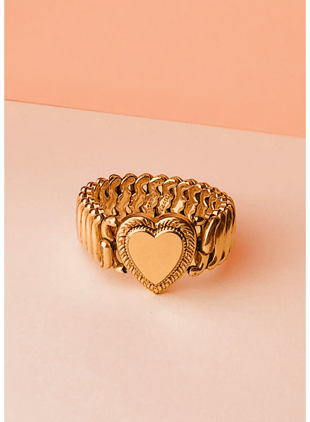 Sweetheart Stretch Bracelet