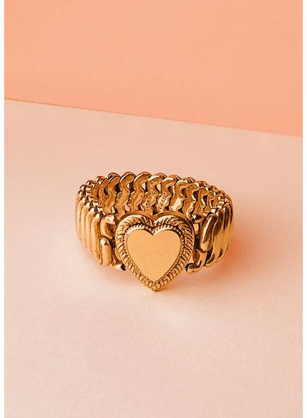 Sweetheart Stretch Bracelet