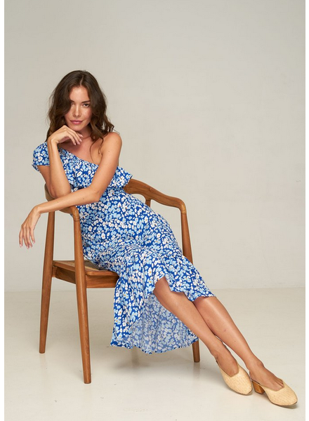 Wescott One Shoulder Dress