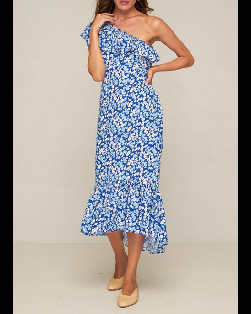 Wescott One Shoulder Dress