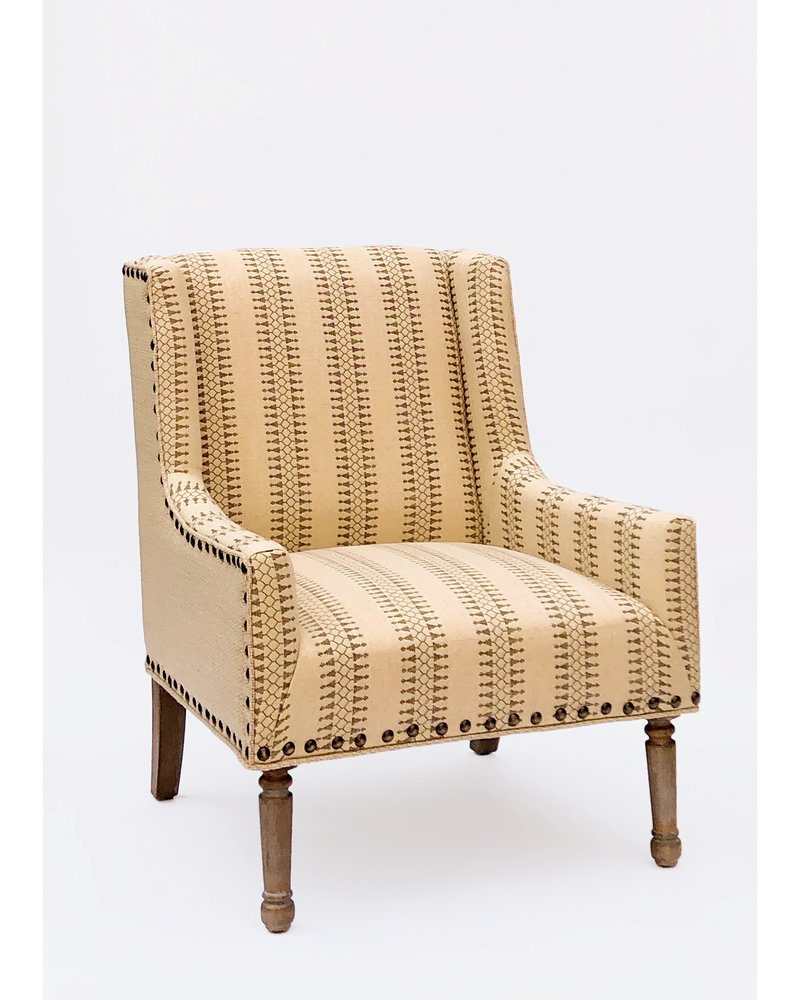 Simmons Aztec Two Tone Chair